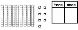 Eureka Math Grade 1 Module 6 Lesson 3 Homework Answer Key 3