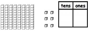 Eureka Math Grade 1 Module 6 Lesson 3 Homework Answer Key 6
