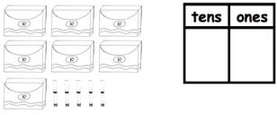 Eureka Math Grade 1 Module 6 Lesson 3 Homework Answer Key 8