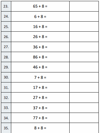 Eureka Math Grade 3 Module 5 Lesson 26 Sprint Answer Key 3
