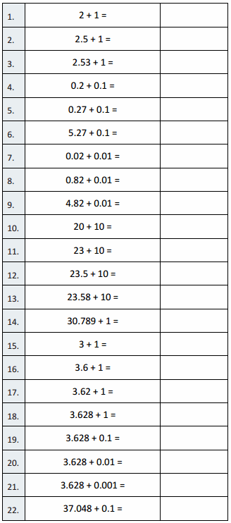Eureka Math Grade 5 Module 1 Lesson 12 Sprint Answer Key 3