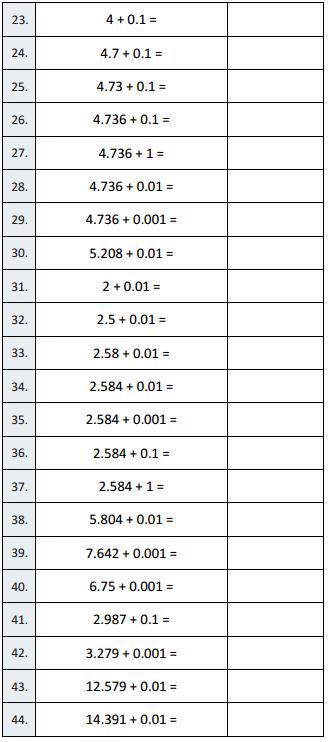 Eureka Math Grade 5 Module 1 Lesson 12 Sprint Answer Key 4