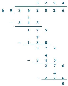 Eureka Math Grade 6 Module 2 Lesson 14 Example Answer Key 5