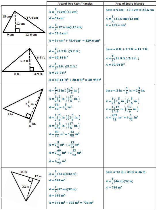 Eureka Math Grade 6 Module 5 Lesson 3 Exercise Answer Key 2