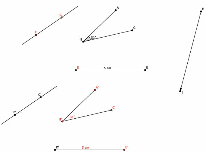 Eureka Math Grade 8 Module 2 Lesson 2 Exercise Answer Key 2.1