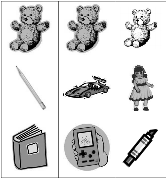 Eureka Math Kindergarten Module 1 Mid Module Assessment Answer Key 1