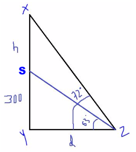 Big Ideas Math Answers Geometry Chapter 9 Right Triangles and Trigonometry 9.7 1