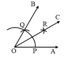 Construction Of Angles By Using Compass 3