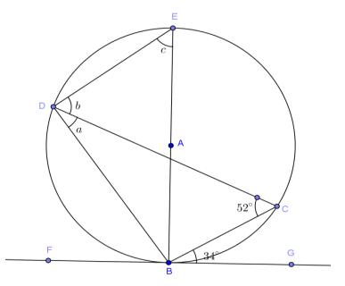 Engage NY Math Geometry Module 5 Lesson 13 Exercise Answer Key 2