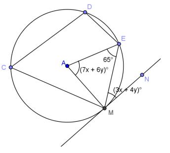 Engage NY Math Geometry Module 5 Lesson 13 Exercise Answer Key 5