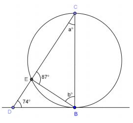 Engage NY Math Geometry Module 5 Lesson 14 Exercise Answer Key 1