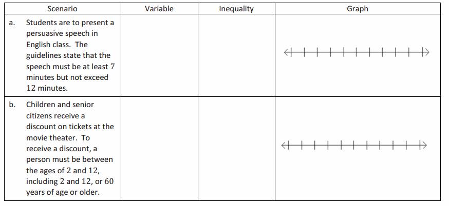 Eureka Math Algebra 1 Module 1 Lesson 15 Exercise Answer Key 27
