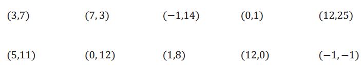 Eureka Math Algebra 1 Module 1 Lesson 22 Opening Exercise Answer Key 1