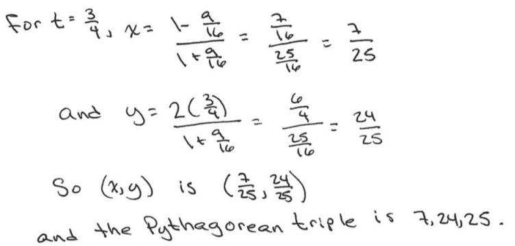Eureka Math Algebra 2 Module 1 End of Module Assessment Answer Key 13