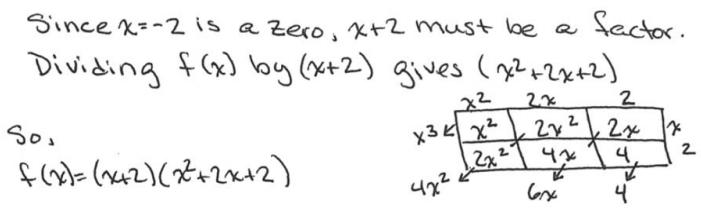 Eureka Math Algebra 2 Module 1 End of Module Assessment Answer Key 7