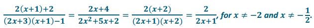 Eureka Math Algebra 2 Module 1 Lesson 22 Exercise Answer Key 6
