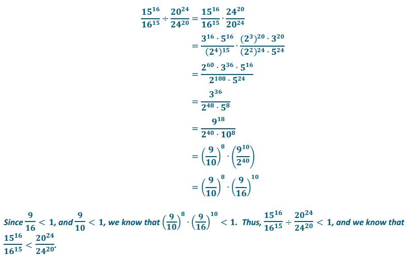 Eureka Math Algebra 2 Module 1 Lesson 24 Problem Set Answer Key 16