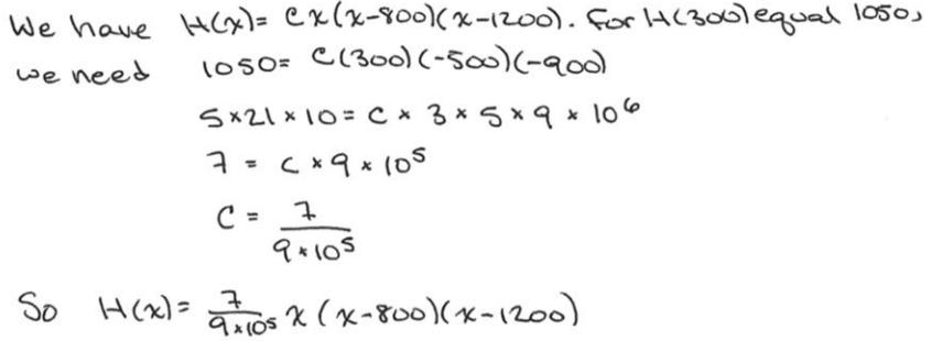 Eureka Math Algebra 2 Module 1 Mid Module Assessment Answer Key 2