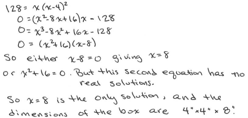 Eureka Math Algebra 2 Module 1 Mid Module Assessment Answer Key 5