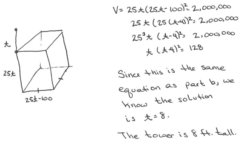 Eureka Math Algebra 2 Module 1 Mid Module Assessment Answer Key 6