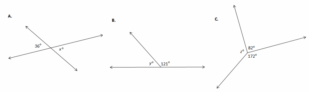 Eureka Math Geometry Module 1 Lesson 6 Exercise Answer Key 1