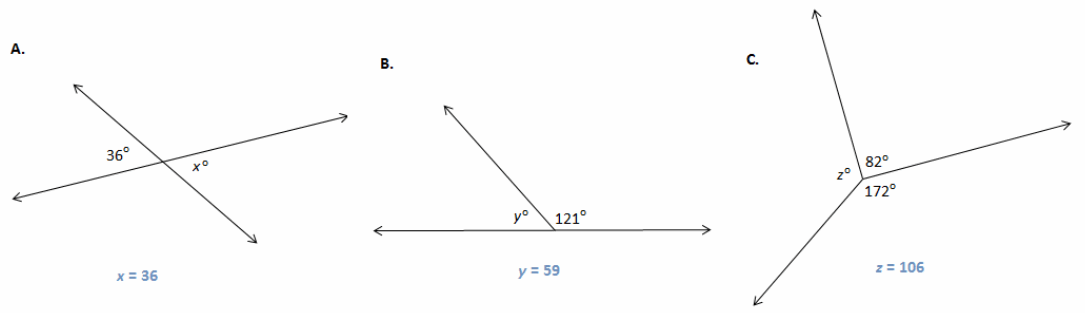Eureka Math Geometry Module 1 Lesson 6 Exercise Answer Key 2