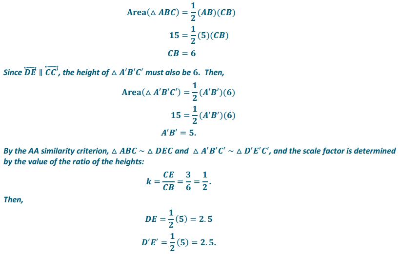 Eureka Math Geometry Module 3 Lesson 10 Example Answer Key 4
