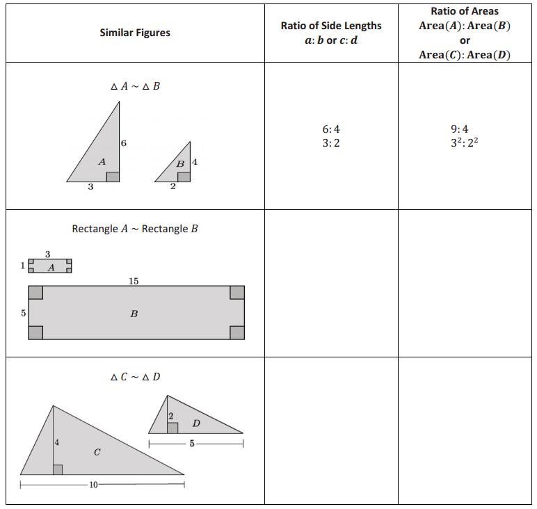 Eureka Math Geometry Module 3 Lesson 9 Opening Exercise Answer Key 1