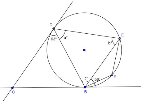 Eureka Math Geometry Module 5 Lesson 13 Exit Ticket Answer Key 1
