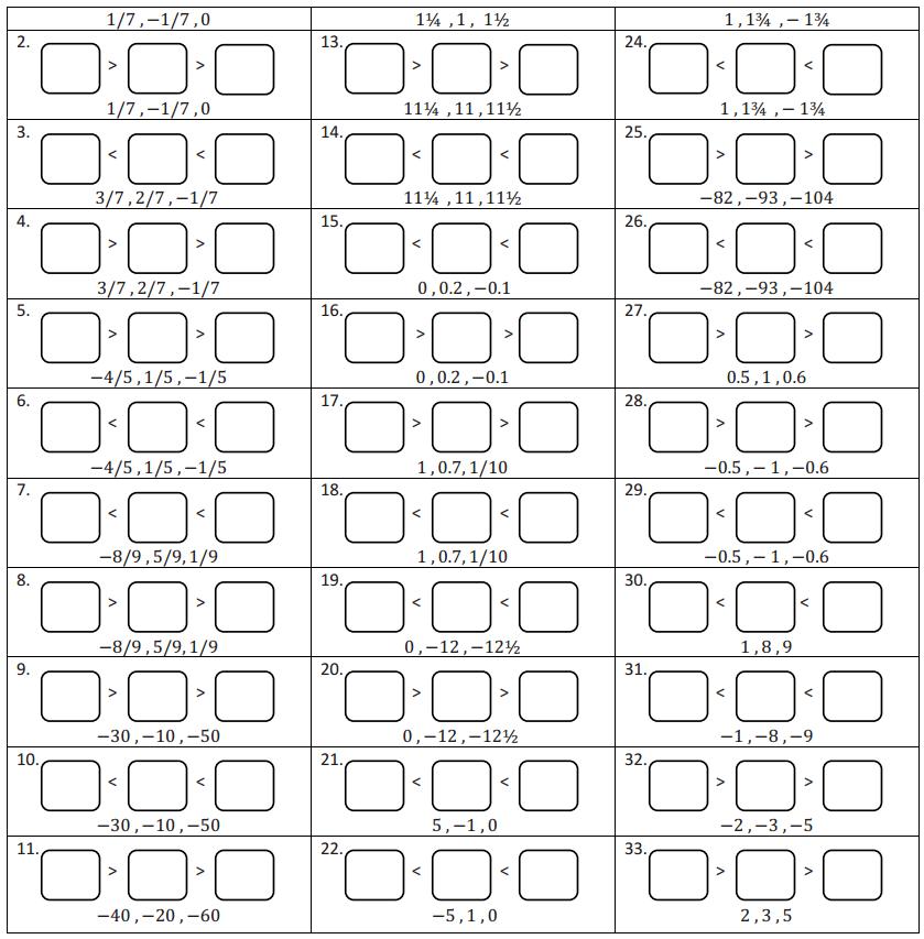 Eureka Math Grade 6 Module 3 Lesson 10 Inequality Statements Answer Key 75