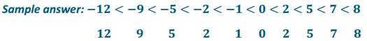 Eureka Math Grade 6 Module 3 Lesson 12 Example Answer Key 1
