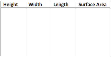 Eureka Math Grade 6 Module 5 End of Module Assessment Answer Key 4