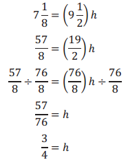 Eureka Math Grade 6 Module 5 Lesson 14 Example Answer Key 2