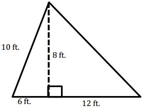 Eureka Math Grade 6 Module 5 Lesson 19 Area of shapes Answer Key 10