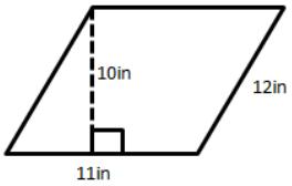 Eureka Math Grade 6 Module 5 Lesson 19 Area of shapes Answer Key 12