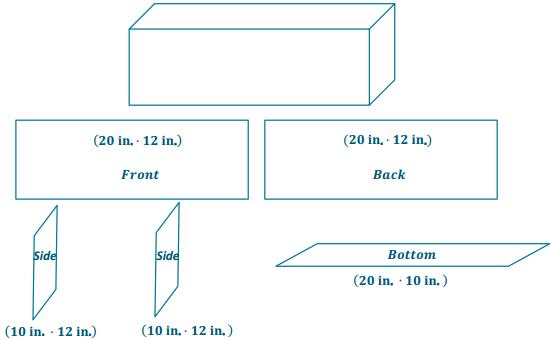 Eureka Math Grade 6 Module 5 Lesson 19a Exercise Answer Key 14