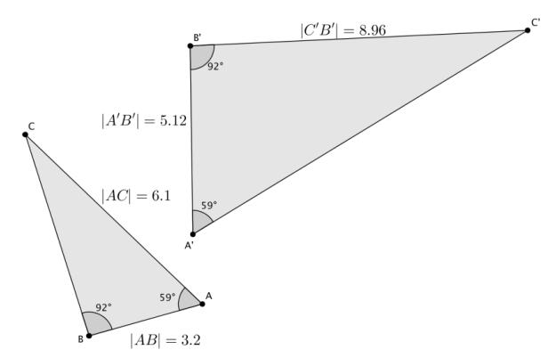 Eureka Math Grade 8 Module 3 Lesson 11 Exercise Answer Key 2