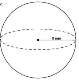 Eureka Math Grade 8 Module 7 Lesson 12 Area and Volume I Answer Key 10