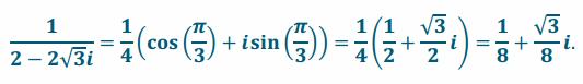 Eureka Math Precalculus Module 1 Lesson 17 Exercise Answer Key 1