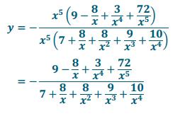 Eureka Math Precalculus Module 3 Lesson 13 Problem Set Answer Key 10
