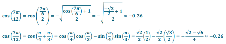 Eureka Math Precalculus Module 4 Lesson 4 Exit Ticket Answer Key 1