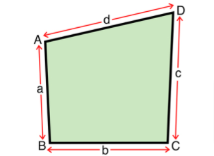 Perimeter of a Quadrilateral