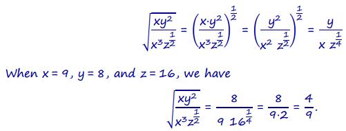 Eureka Math Algebra 2 Module 3 Mid Module Assessment Answer Key 9