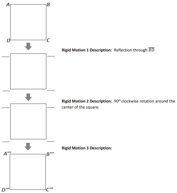 Eureka Math Geometry Module 1 End of Module Assessment Answer Key 5