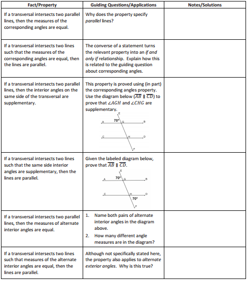 Eureka Math Geometry Module 1 Lesson 33 Review Exercise Answer Key 2