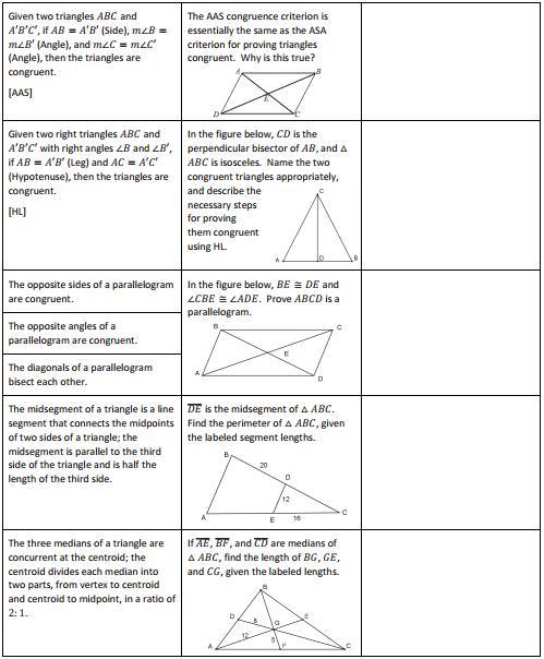Eureka Math Geometry Module 1 Lesson 34 Review Exercise Answer Key 2