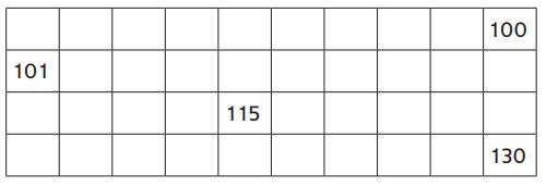 Everyday Math Grade 1 Home Link 5.6 Answer Key 1
