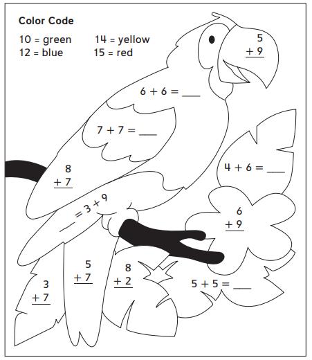 Everyday Math Grade 1 Home Link 6.6 Answer Key 1