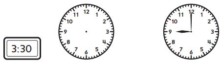 Everyday Math Grade 1 Home Link 9.2 Answer Key 2