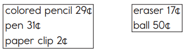 Everyday Math Grade 1 Home Link 9.8 Answer Key 2